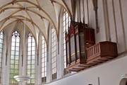 Orgel in de Janskerk